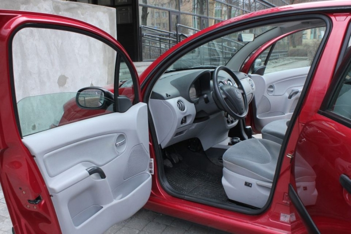 Photo Citroen C3 1.4 HDi Pack Clim-2003-Couleur Rouge  540