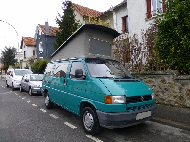 Photo Volkswagen California Westfalia 1.9TD 1993 480