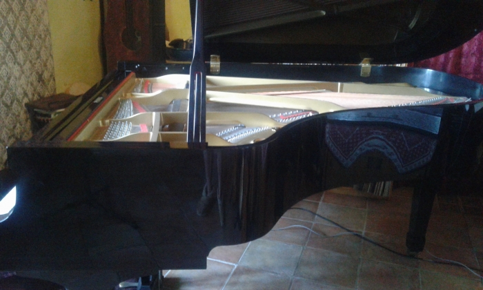 Piano demi queue C5 Yamaha