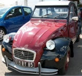 CITROEN 2 CV - 2 CV 6 CHARLESTON - 77 029 KM