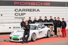 Jules GOUNON, l'Espoir Porsche Carrera Cup Franc