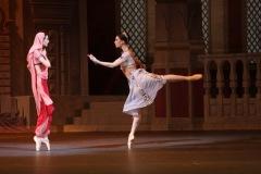 BALLET LES QUINCONCES 2014 : LA BAYADERE