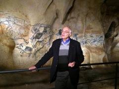 Dédicace de Jean Clottes 2015 - Caverne du Pont d