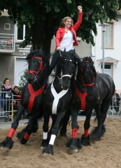 Festivités Vals les Bains 2016 - Crinière &