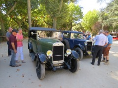 Festivités Vals les Bains 2015 - Auto Retro Club