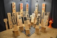 EXPOSITION LES QUINCONCES 2016 : Jean Jacques ROYO
