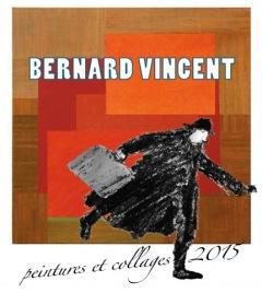 EXPOSITION LES QUINCONCES 2016 : Bernard VINCENT �