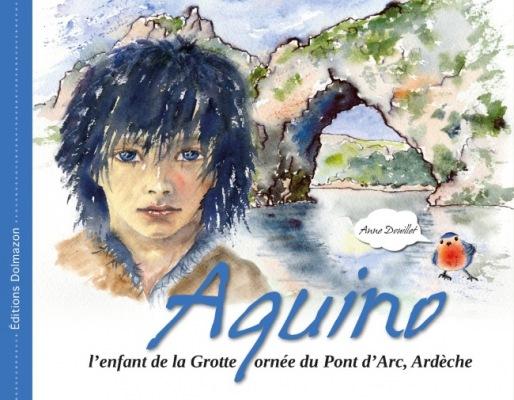 "Dédicace de l'album jeunesse ""Aquino...&qu"