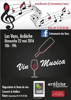 Vin e Musica 2016