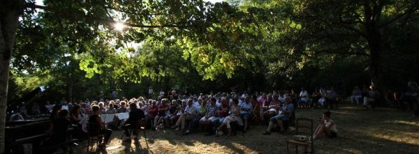 """""""Festival musiques au jardin"""" 2016"""