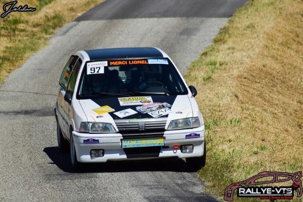 Rallye de la Drôme Paul Friedman 2016
