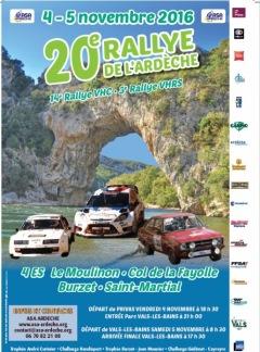 Victoire au panache de Lo Fiego - Rallye Ardèche