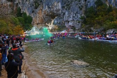 LE MARATHON INTERNATIONAL DES GORGES DE L'ARDECH