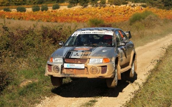 Rallye Terre du Vaucluse 2016 par le co-pilote Ard
