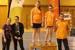 BADMINTON TOURNON : De bons résultats sportifs d�