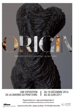 EXPOSITION ORIGIN - CAVERNE PONT D'ARC 2016