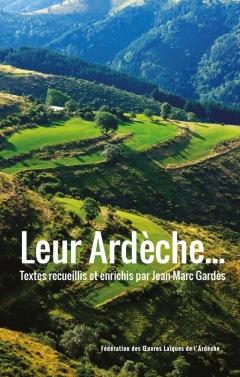 LIVRE ARDÈCHE : Leur Ardèche