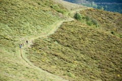 L'édition Ardéchoise 2017 du Trail de La Chauss�