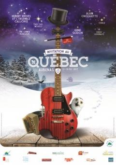 « Invitation au Québec » Aubenas, du 13 au 18 f