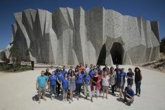 Caverne Pont d'Arc : Une journée d'intégration