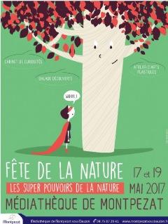 FETE DE LA NATURE MAI 2017 à Montpezat-sous-Bauzo