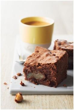 RECETTE SABATON : Brownie aux marrons et noisettes