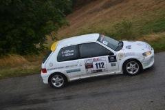 Pilote Rallye Ardéchois 2017 : Rallye de la Noix