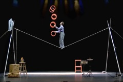 SPECTACLE LES QUINCONCES 2017 : Circus Incognitus