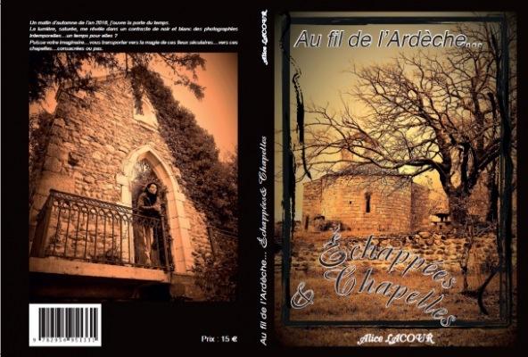 LIVRE ARDÈCHE : Au fil de l'Ardèche...échapp�