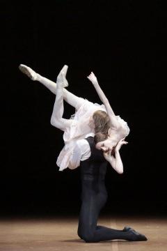 BALLET LES QUINCONCES 2018 : LA DAME AUX CAMéLIAS