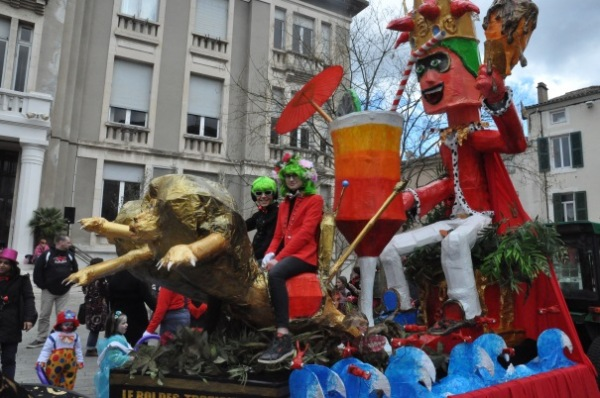 Carnaval de la Ville de Privas - samedi 10 mars 20