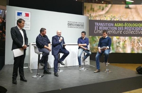 Salon de l'Agriculture 2018 : Groupe DEPHY Ferme