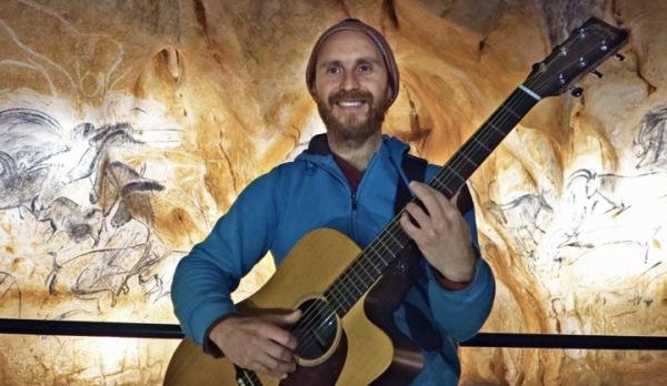 Caverne Pont d'Arc : Concert de Baptiste Dupré 20