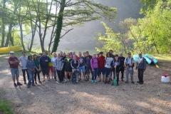 Gros succès pour la journée Nettoyage des Gorges