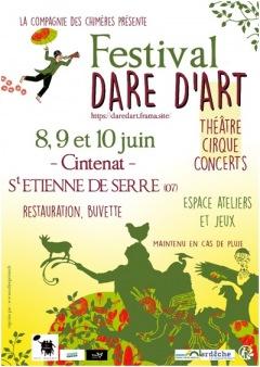Festival Dare D'Art 2018
