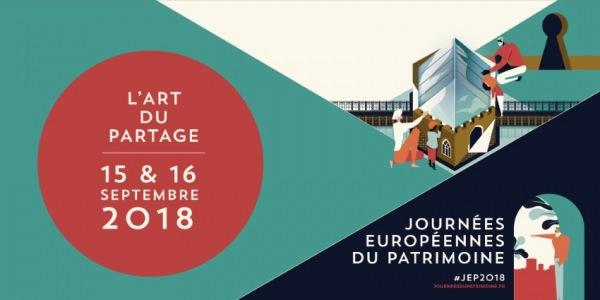 Caverne Pont d'Arc 2018 : Les Journées du Patrimo