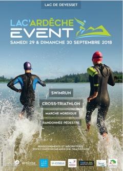 Lac'Ardèche Event 2018