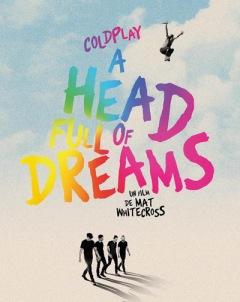 CINÉMA LES QUINCONCES 2018 : Coldplay - A Head Fu