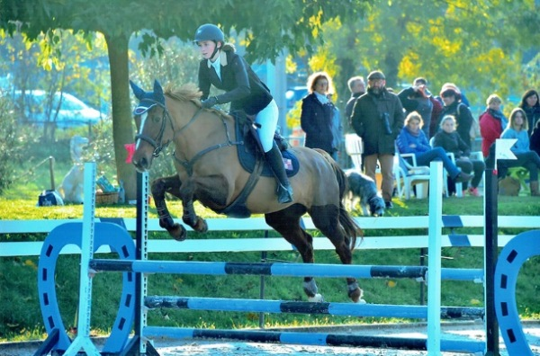 EQUITATION PRIVAS : RÉSULTATS A SAINT-LAURENT-DU-