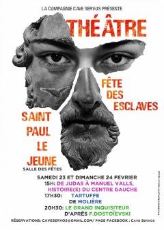 Festival de Théâtre Saint-Paul-le-Jeune 2019