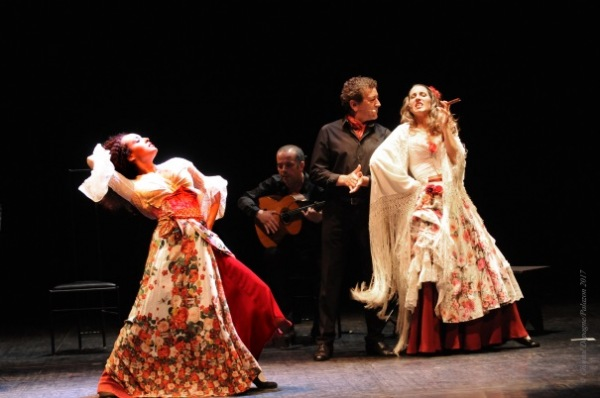 SPECTACLE LES QUINCONCES 2019 : CARMEN FLAMENCO