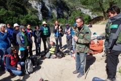 Formation des Guides Nature des Gorges de l'Ardèc