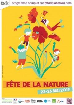 FÊTE DE LA NATURE MAI 2019 à Montpezat-sous-Bauz
