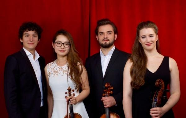 Grotte Chauvet 2 2019 : Un quatuor en concert
