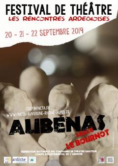 """Festival de Théâtre """"Les Rencontres Ardéch"""