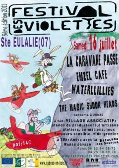 Festival des Violettes