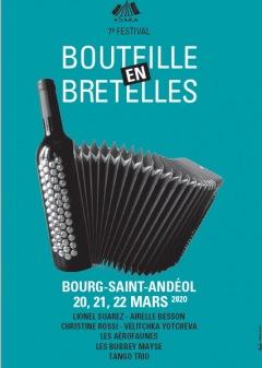 7ème édition du Festival Bouteille en Bretelles