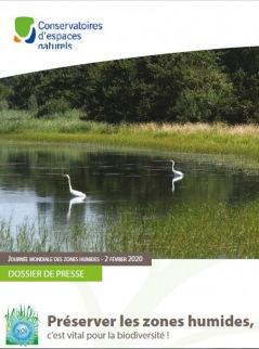 Préserver les zones humides en Ardèche 2020