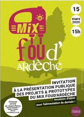 Mix Foud'Ardèche 2020