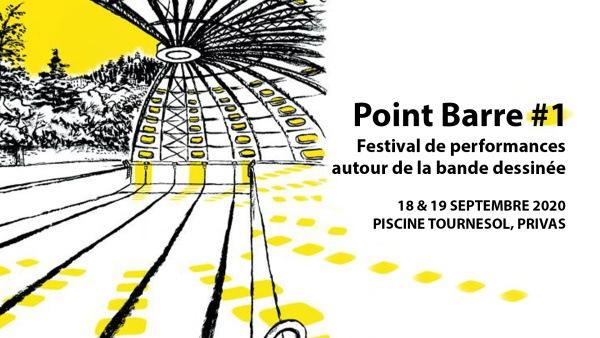 POINT BARRE #1 - Privas 2020